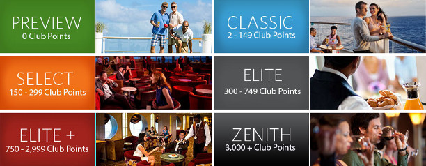 Captain's Club - American Discount Cruises