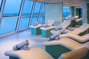 Celebrity Cruises Aqua Spa