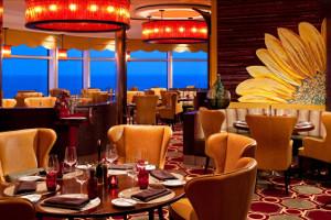 Celebrity Cruises restaurants