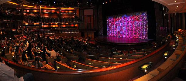 Celebrity Cruises entertainment