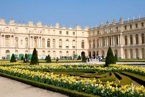 Palaces Versailles Paris