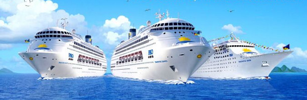 P&O Cruises ships fleet