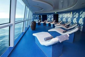 Princess Cruises spa