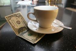 Tipping at restaurants