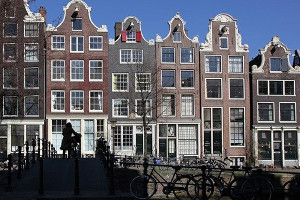 Amsterdam Seven Countries Houses
