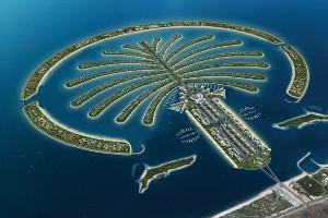 Palm Jumeriah Dubai