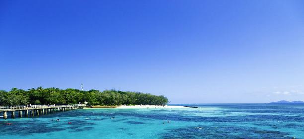 Great Barrier Reef - Port Douglas