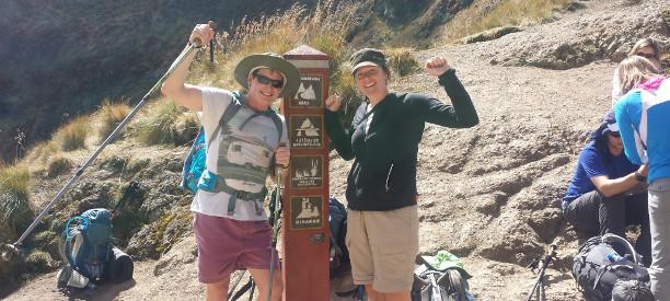 Inca Trail preparation