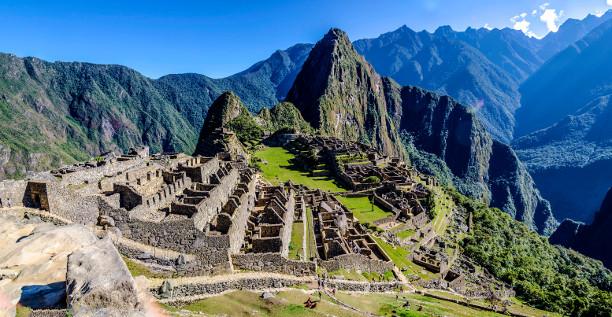 Macchu Picchu view