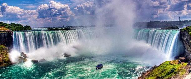 Niagara Falls – USA & Canada