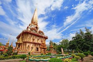 Phuket Wat Chalong Temple
