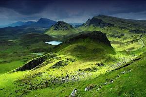 Northern Highlands in Scotland